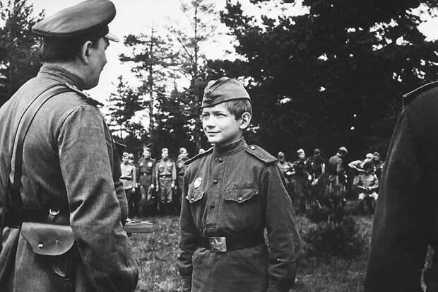 На Солдатской бесплатно покажут фильм о юном советском разведчике