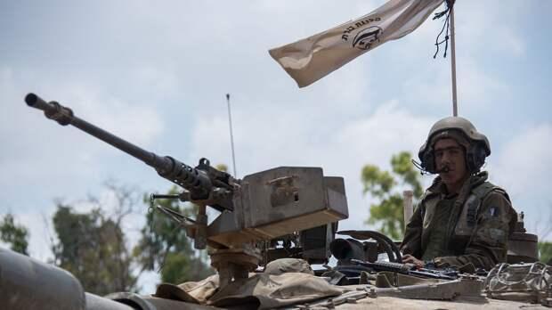 Израильские военные сбили приблизившийся к границам беспилотник