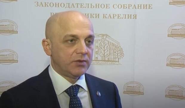Парламент Карелии рассмотрит предложение Шандаловича оподдержке диабетиков