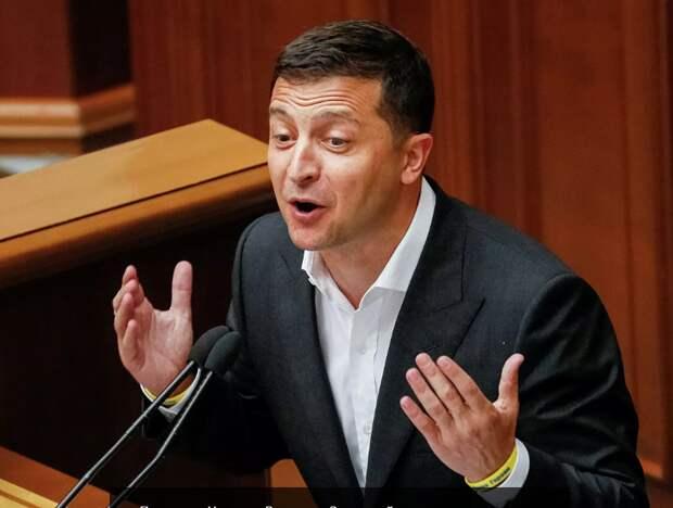 Зеленский запутался: хочет и Донбасс спасти, и радикалам угодить