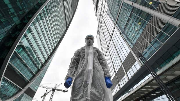 В Москве выявлено 3 573 новых случая коронавируса