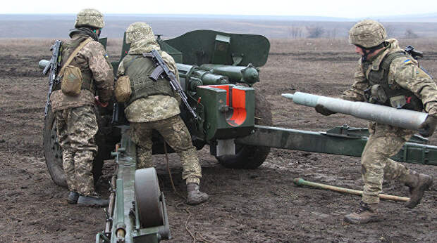 Украина готовит свой Карабах. Зачем Зеленский повышает боеготовность армии