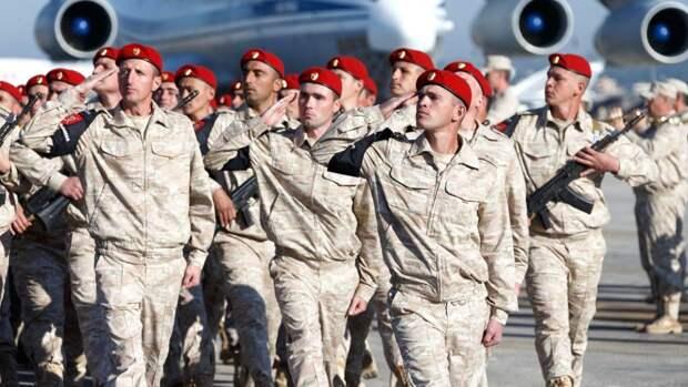 Торжества по случаю Дня России прошли на российской авиабазе Хмеймим в Сирии