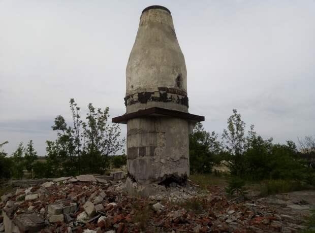 Экскурсии предложили водить на заброшенный лунодром в Крыму