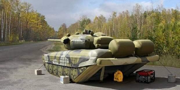 Офицеров Минобороны арестовали по делу о надувных танках