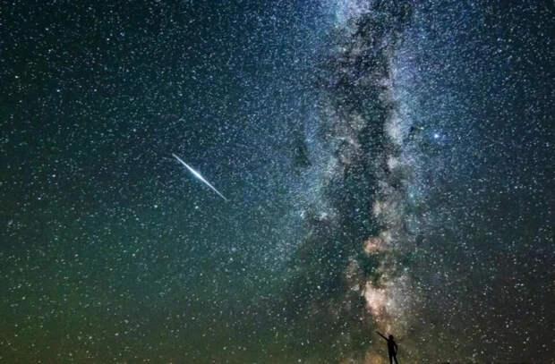В центре нашей Галактики обнаружено скопление таинственного вещества