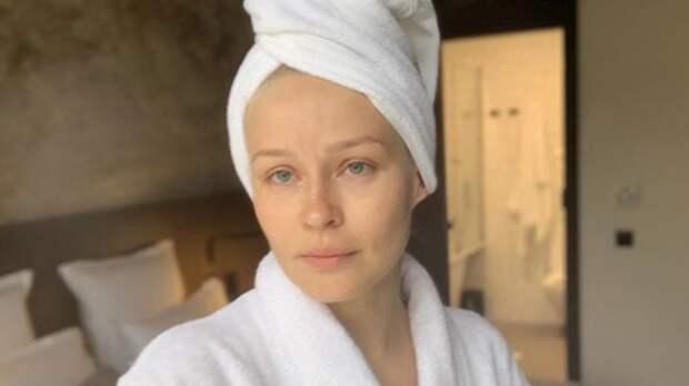 Актриса Юлия Пересильд полетит в космос для съемок фильма