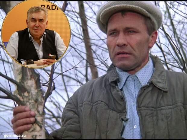 Станислав Садальский рассказал, как Шукшин оказался на Новодевичьем кладбище