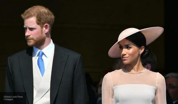 Принца Гарри и Меган Маркл обвинили в крупной финансовой афере