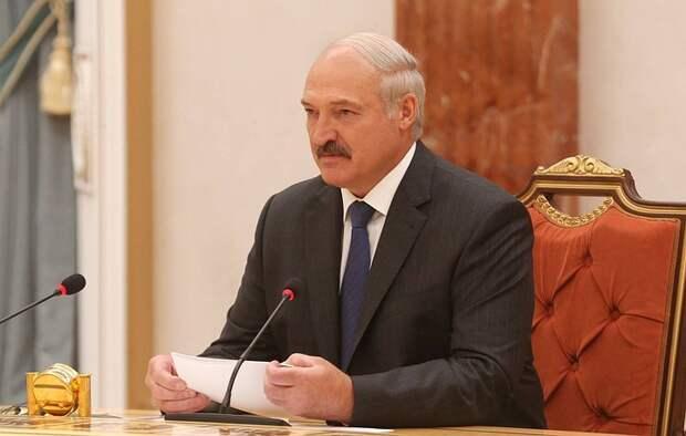 Лукашенко заявил о принятии «самого принципиального решения» на посту президента