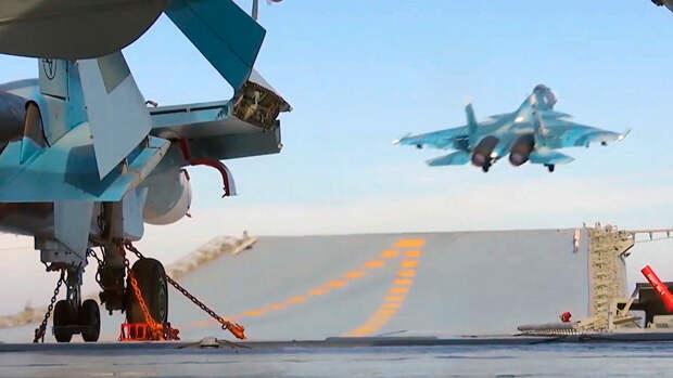 Турция размышляет над приобретением палубной версии российского Су-57