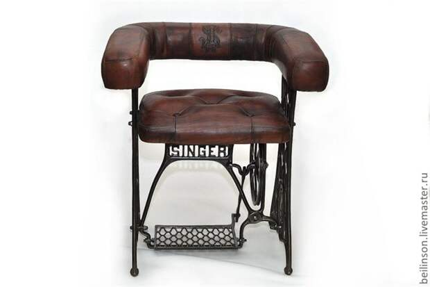 Кресло Zinger - из швейной машинки