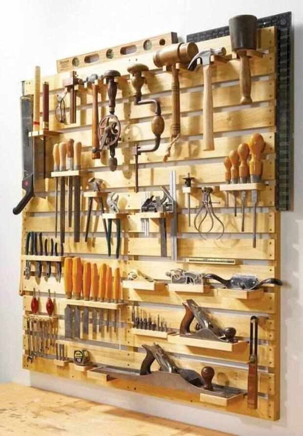 Сделать своими руками очень просто, а работа облегчается в несколько раз. /Фото: googodecor.com