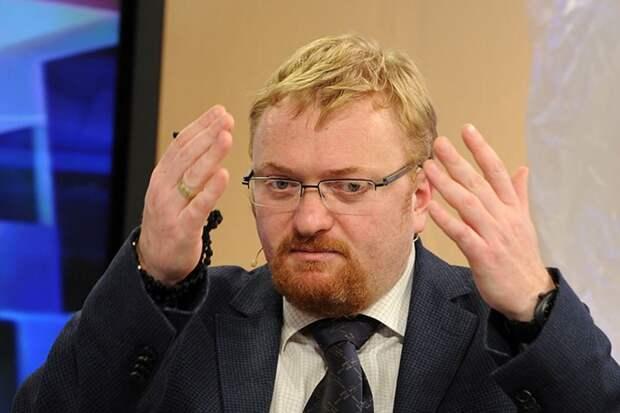 Милонов о предложении снизить зарплату депутатов до 35 тысяч рублей: «Как можно жить на эти деньги?»