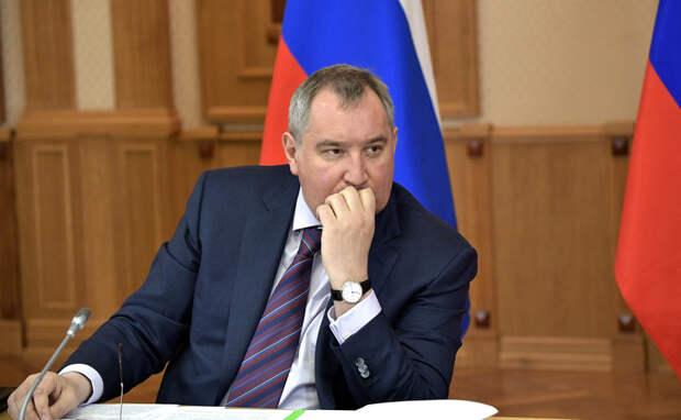 Рогозин поддержал Сафронова, обвиняемого вгосизмене