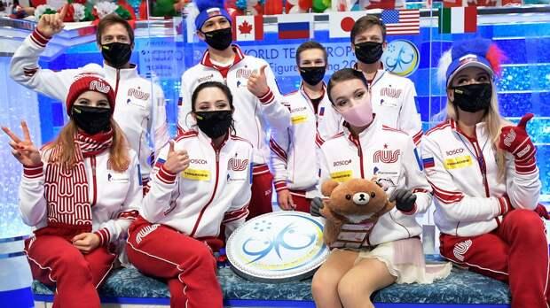 Леонова: «На командном ЧМ наши разорвали всех в клочья. Мы очень крутые, на Олимпиаде пощады никому не будет»