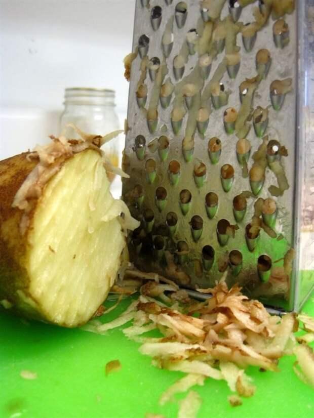 терка для картофеля