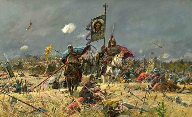 Русские против мордвы: как они воевали друг с другом