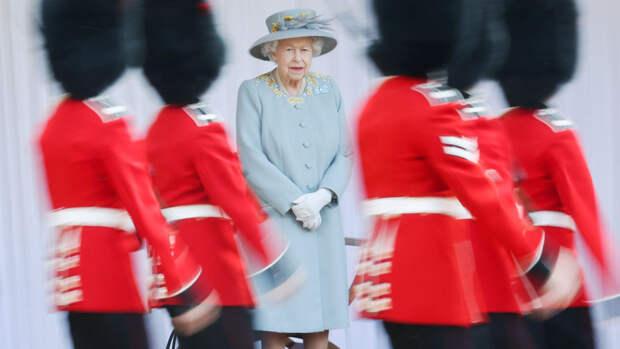 Елизавета II отпраздновала официальный день рождения