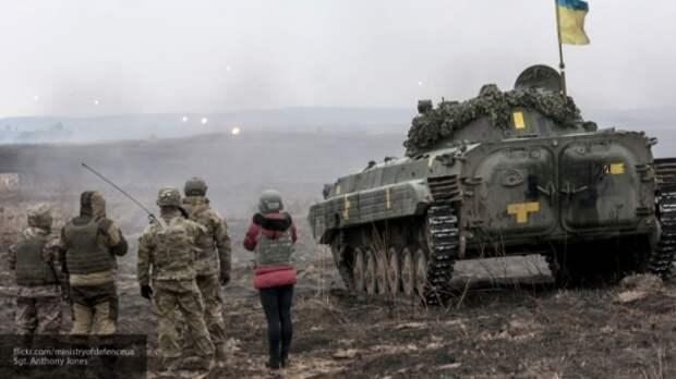 Подразделения ВСУ готовят массовый артобстрел мирных городов Донбасса