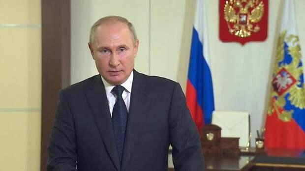 Послание Путина Федеральному собранию 2021 будет посвящено развитию России в постковидном мире