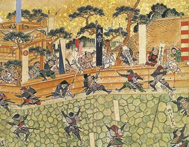 Симабарское восстание 1637 года.