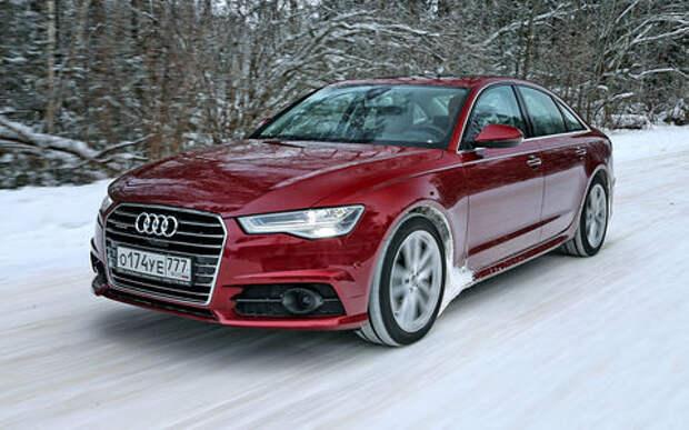 Audi A6: пора на пенсию?