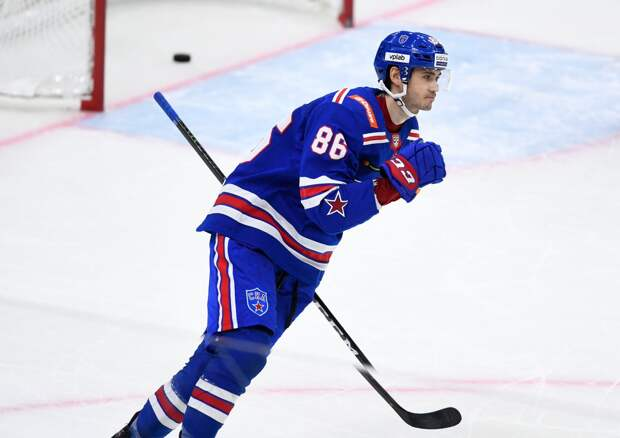 «Красно-синие» дважды обыграли «зубров» в веселом хоккее. В Минске ждем продолжения?