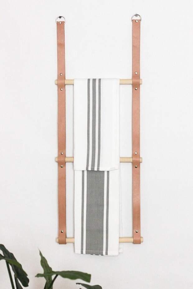 легко сделать своими руками обновление интерьера кухни ПОЛНОСТЬЮ в современном минималистичном скандинавском стиле, используя ТОЛЬКО кожу