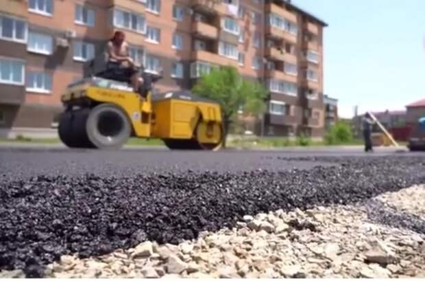 Первую муниципальную парковку достраивают в Уссурийске на Междуречье