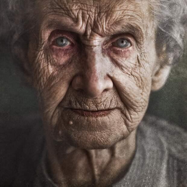 ФОТОВЫСТАВКА. Lee Jeffries: портреты бездомных