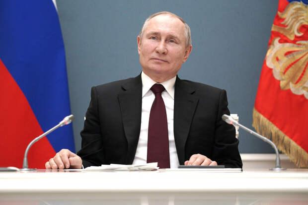 Путин пожелал Байдену здоровья в ответ на слова об «убийце»