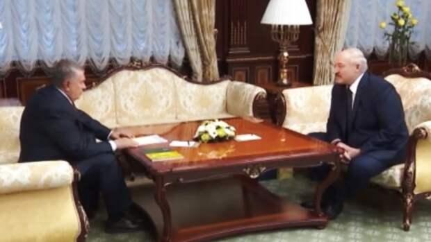 Лукашенко хочет ясности