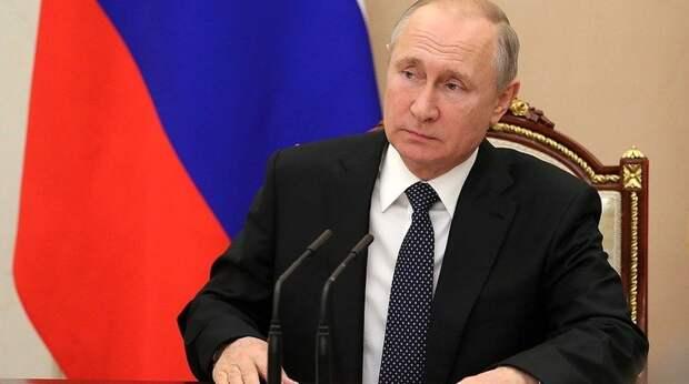 Путин: США твердым шагом идут по пути СССР