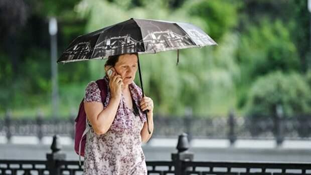 В Гидрометцентре рассказали о температурной аномалии в Сибири