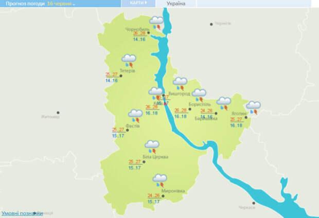 Жара до +29 атакует Украину, грозовые дожди не дадут покоя: в каких регионах будет теплее всего
