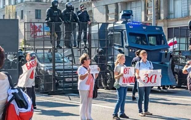 Худшее еще впереди: Почему в случае с «беломайданом» расслабляться не стоит