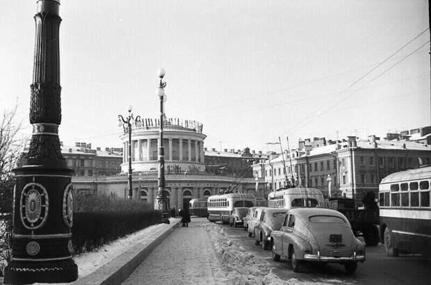 Ленинград 1956 года