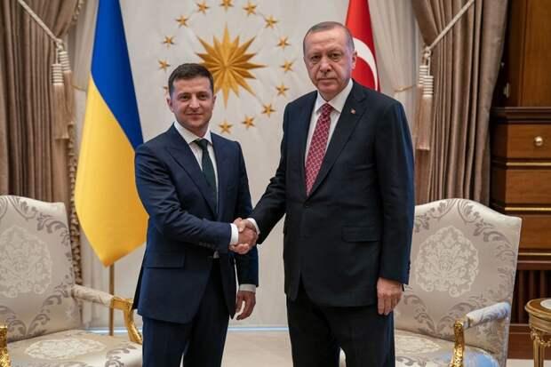 Зеленский продаёт «Мотор Сич» второй раз, теперь Эрдогану – СМИ