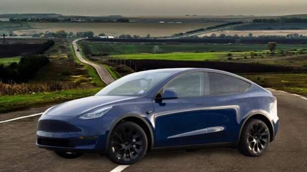 Запас хода Tesla удалось увеличить с помощью обновления