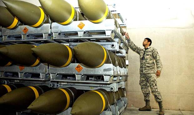 Разгильдяи у ядерных ракет: военные США выложили в сеть секретные данные о своем ядерном оружии в Европе