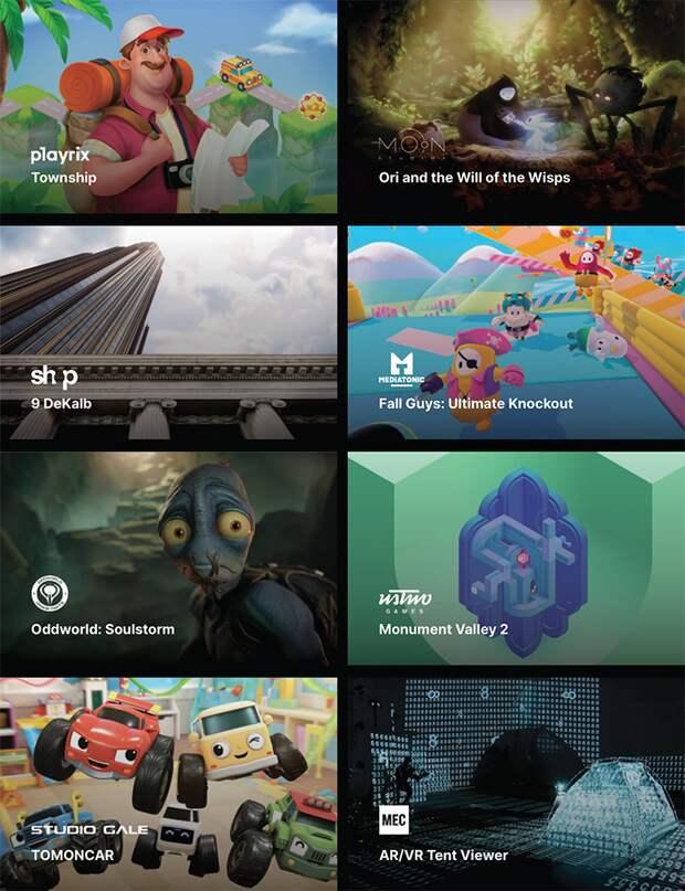 Unity- лидирующий игровой движок для интерактивного 3D-контента
