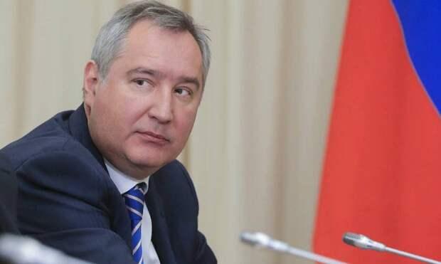 Рогозин отреагировал на задержание Сафронова за госизмену