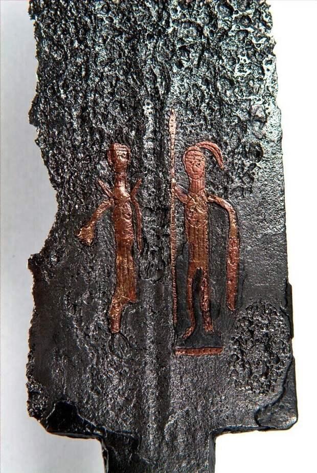 Римский меч, III в.н.э.