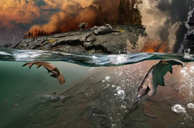10 необычных природных явлений Земли, которые являются загадкой для ученых
