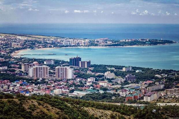 На курортах Кубани для безопасности работают 750 видеокамер