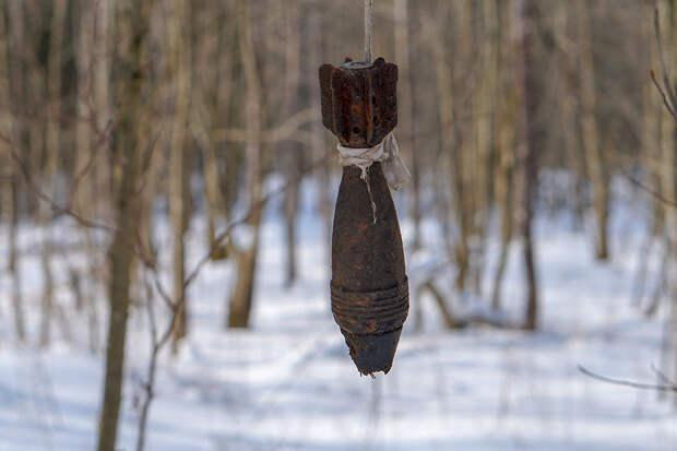 Снаряд времён ВОВ нашли в посылке на Казанском вокзале в Москве
