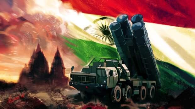 Baijiahao: Россия преподнесла роскошный подарок Индии и огорчила США