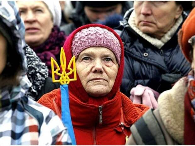 Россия может изменить ситуацию на Украине. Вот только нам  то это за чем?