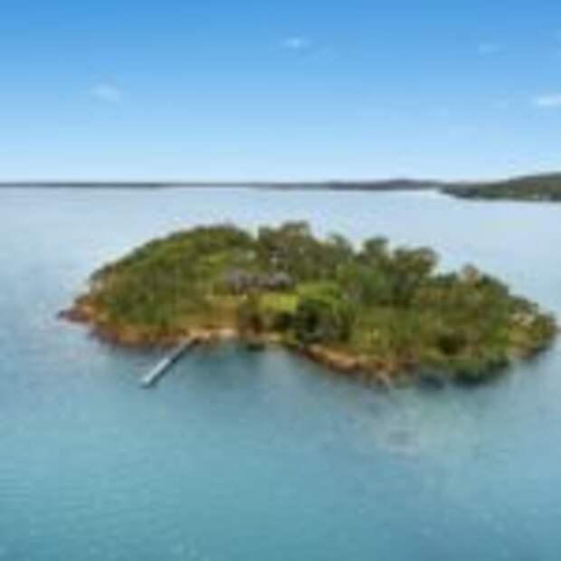 Этот остров в Австралии может уже сегодня стать вашим